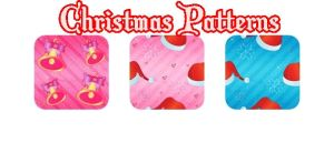 Christmas Patterns by krystalamber2009
