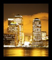 NYC, World Financial Center, 4 by severfire