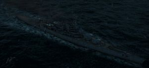 The HMS Hood by rOEN911