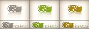 GS horeca logo by factive