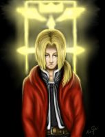 Edward Elric by UnGie-fy