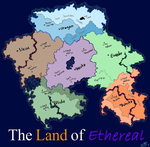 The Land of Ethereal by CATtheDrawer