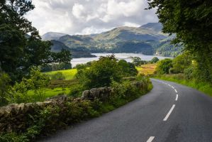 Road to Ullswater by TomGreenPhotos