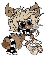 Auction: Hot Cocoa adoptable. (closed) by Mesmeromania