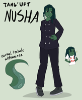 Nusha reference by cakesdown
