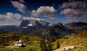Alpine Spring 2011 V by mutrus