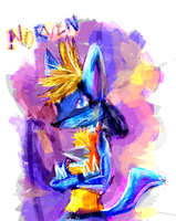 Comission - Norven by potatotter