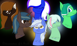 Determination of 6 Souls - Background by MlpXbox