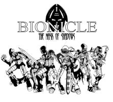 Bionicle (Highschool Stuff) by AndrakaNuva