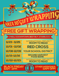 Gift Wrapping Flyer by WiiSHA
