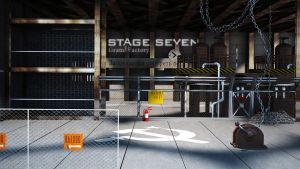 STAGE SEVEN - Grand Factory by webcat