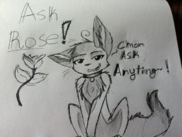 ASK ROSE~ by JesusFreakUS