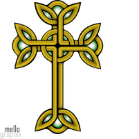 Celtic Cross by TheMello