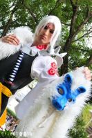 Lord Sesshomaru by xProfAwesome