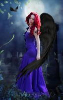 Angel of the Night by martine8719