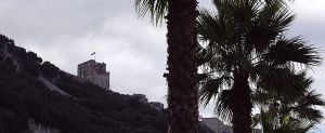The Moorish Castle by jollyjack