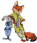 Zootopia by embercl