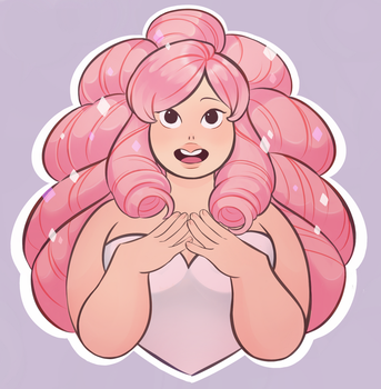 Rose Sparkle by JICheshire