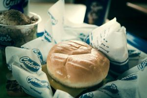 Butter Burgers Mmm by obviologist