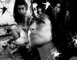 Amy Winehouse by Twix-Baby