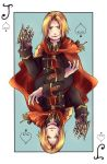 Jack of Spades: Edward Elric by Medli45