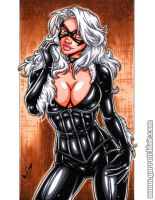 Black Cat commission by gb2k