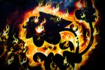 KBTR on Fire by PSP2015