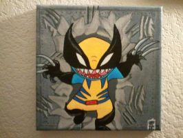 Wolverine Stitch by U-Nica