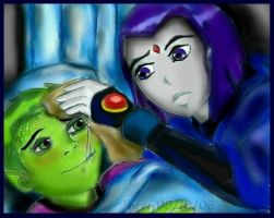 What You Don't See. . . by Just4TeenTitans