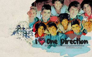 wallpaper de one direction by 31321940