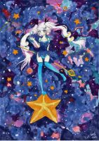 On top of the star by Cupikagi