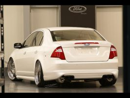 Ford Fusion 2010 by MurilloDesign