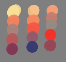 Sunset Palettes by ee-palettes