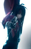 Vincent Valentine FFVII DOC - Redemption by NarcissPuppet
