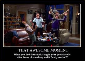 that awesome moment. by BTRMusic