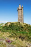 Scrabo Tower in August by Gerard1972