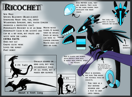 Ricochet Ref by NuclearLoop