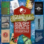 10% OFF Etsy Holiday Sale by Flich
