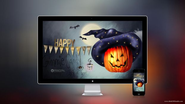 Halloween Wallpaper Pack 2013 By Prince Pal by princepal