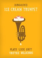 ICE CREAM TRUMPET by laresistance