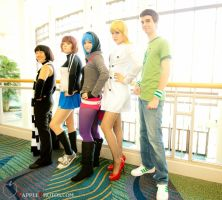 Scott's NotSoEvil Girlfriends by CosplayCousins