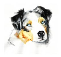 Emmy - Watercolor by recycled-batteries