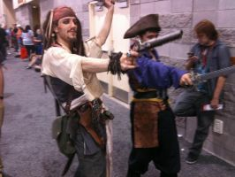 It's A Pirates Life For Me by PurgatoryDean