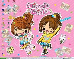 Miracle Girls by Oewel