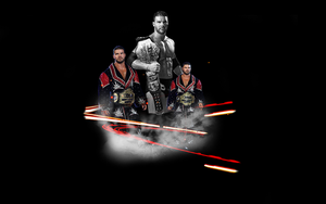 Bobby Roode Wallpaper by XxReixX