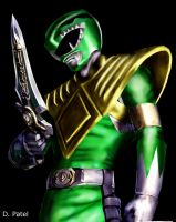 Green Ranger by Dillon619