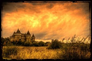 Suscinio castle by rhipster