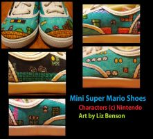 Mini Mario Shoes by soccercat4685