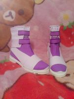Serah Farron Shoes by MiyuDoLLy