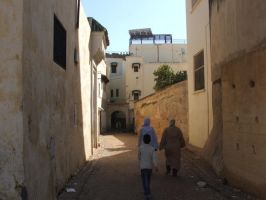 Old City of Fes 2 by Magdyas